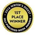 Writers Digest First Place for Genre Fiction
